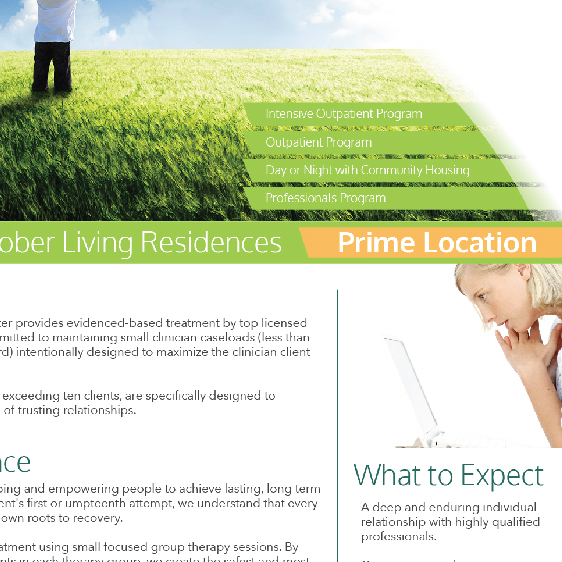 grassroot treatment flyer front