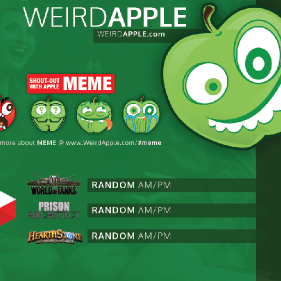 WeirdApple Youtube
